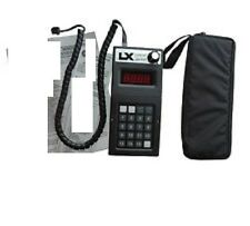 NEW GENERAL ELECTRIC HANDSET W/CASE AND EV100/200 CABLE