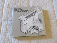 THEATER TECHNOLOGY* BY GEORGE IZENOUR 1ST EDITION (Hardcover) *VGUC* MCGRAW HILL