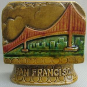 Vintage/Retro Ceramic Letter Rack/Holder SNCO Imports San Francisco Japan
