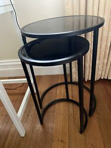Side Table Round - Nest set of 2