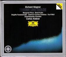 WAGNER: TRISTAN UND ISOLDE René Kollo Margaret Price Fischer-Dieskau KLEIBER 4CD