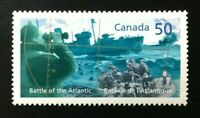 Canada #2107 MNH, Battle of the Atlantic Stamp 2005