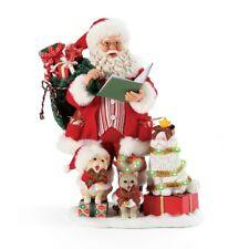 Dept 56 New 2020 Possible Dreams Kitten Carols Santa And His Pets 6005273 Lights