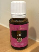 YOUNG LIVING ESSENTIAL OILS * Joy * NEW SEALED 15ml