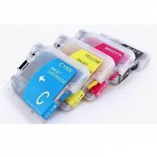 Refillable ink cartridge for Brother LC-61 MFC-290C MFC-295CN MFC-490CW