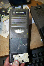 motorola ht600 handie talkie fm radio for parts ~ d