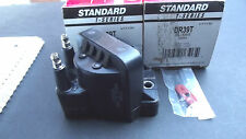 2 DR 39T IGNITION COILS MADE BY STANDARD MOTOR COMPLETE WITH RUBBER INSULATORS