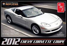 AMT 2012 Chevy Corvette Coupe plastic model kit 1/25  ON SALE!!