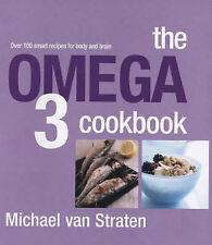 NEW COOKING BOOK Omega 3 Cookbook - Michael Van Straten (Paperback)