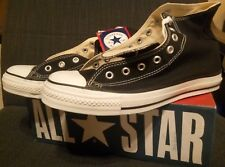 2b87d6544574b6 CONVERSE SNEAKERS BLACK NEW WITH BOX SIZE 9.5 DEAD STOCK MADE IN USA ALL  STAR