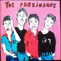 THE PARKINSONS a long way to nowhere (CD, album, 2002) punk, very good condition