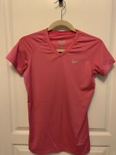 Women's NIKE PRO COMBAT Dri Fit ~ Fitted ~ Size Small ~ Pink