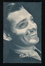 Film Theatre CLARK GABLE c1940 PPC
