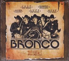 Bronco CD / DVD  PRIMERA FILA *EL NUEVO* (Sony Music, 2017) NOW SHIPPING !