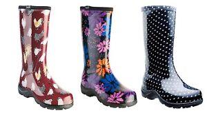 Sloggers Farm & Animal Women's  Rain and Garden Boots