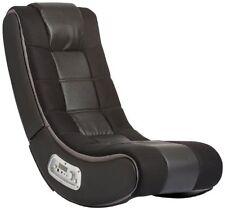 NEW V Rocker 5130301 SE Video Gaming Chair Wireless Black with Grey