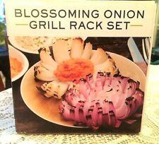 Nib Blossoming Onion Grill Rack Set