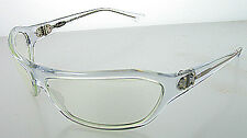 Rare Blinde Papa Flirt Crystal Clear Sunglasses 1018