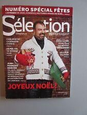 """Selection Reader's Digest Magazine Decembre 2011 Francais Neuf """"Joyeux Noel"""""""