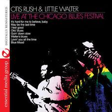 Otis Rush & Little W - Live at Chicago Blues Festival [New CD] Manufactured