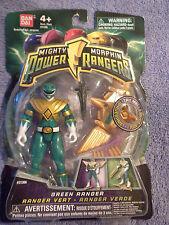 BANDAI MIGHTY MORPHIN POWER RANGERS GREEN RANGER WITH DINOFLYER NEW IN BOX