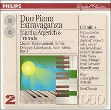 GIDON KREMER, WILLY GOUDSWAARD, - Martha Argerich And Friends: Duo Piano VG