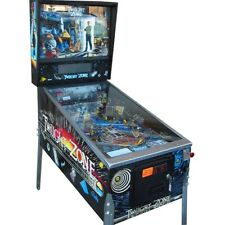 Twilight Zone Pinball Arcade Machine by Bally