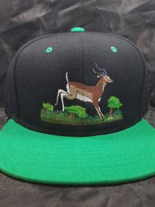 "Phish ""Antelope"" Snapback Hat made to order 42 hat colors PH fan art"