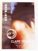 Claire DOLAN - Lodge KERRIGAN - DVD très bon état