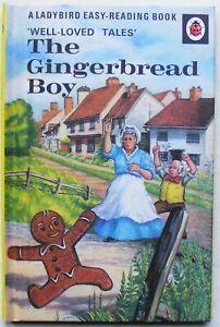 Ladybird Book – The Gingerbread Boy – Well Loved Tales Series 606D – 2016 – Mint