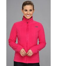 The North Face Morningside Full zip Fleece Full Zip Jacket Passion Pink XS