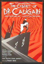 The Cabinet of Dr Caligari - RODOLFO REYES PRINCE CHARLES THEATRE