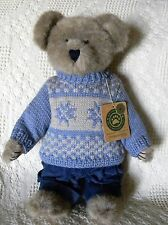 """Boyds MITCHELL BEARSDALE ~ Retired 14"""" plush w/ tags"""