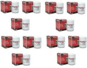 12 Genuine Motorcraft Professional Engine Oil Filters FL-500S AA5Z-6714-A Case