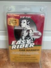 Top Paw Easy Rider Car Harness New Complete Seat Belt Restraint System Size L