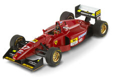 Mattel Hot-Wheels 1:43 T6284 Ferrari 412 T1 F.1 #27 British GP 1994 Alesi NEW