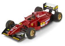 Jm2172761hot Wheels T6284 Ferrari 412 T 1 Jean Alesi 1994 Great Britain GP 1 43