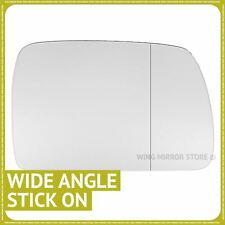 Right hand driver side for BMW x3 e83 03-09 Wide angle wing mirror glass