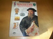 snapping turtle book magellan & the south americas NEW