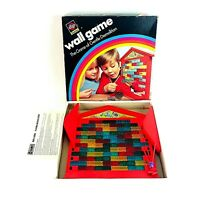 Vintage 1970 The Wall Game - Airfix Game of Gentle Demolition - Complete