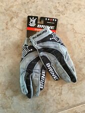 """New"" Brine Dynasty Lacrosse Gloves Size Medium"
