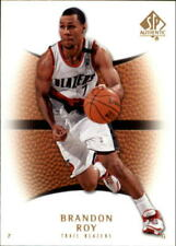 2007-08 Upper Deck SP Authentic Basketball Cards Base Set Pick From List