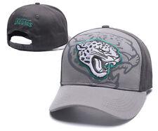outlet store 32fbc 863fd Jacksonville Jaguars Football NFL Unisex Baseball Hat Cap Grey   Silver AU  Stock
