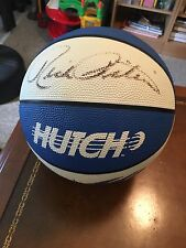 Kentucky Wildcats Hutch  Basketball  Appears to be Signed by Rick Pitino