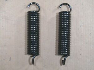 1959-1967 CADILLAC CALAIS, DEVILLE, FLEETWOOD HOOD HINGE SPRINGS (PAIR) - NEW