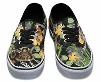 Vans x Disney THE JUNGLE BOOK - Mens Shoes (NEW) Black AUTHENTIC : Free Shipping