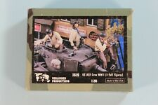 1/35 Verlinden WWII US AFV Tank Crew #1619 - 3 Full Figures