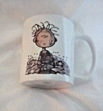 Peanuts Ceramic Mug Pig Pen PIGPEN - DIRT HAPPENS!