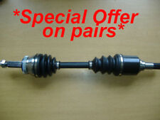 FORD SIERRA & ESCORT COSWORTH 4x4 UPRATED FRONT DRIVESHAFT DRIVE SHAFT. NEW