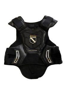 Supersize Icon Field Armor Motorcycle Vest Asphalt Technologies Protection - XL
